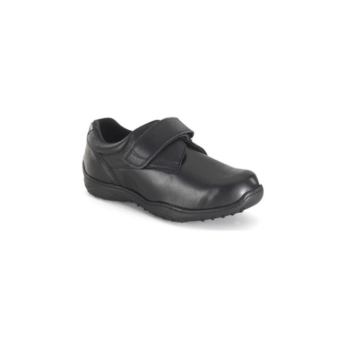 Shoes Men Derby Shoes Calzamedi diabetic wide especil BLACK