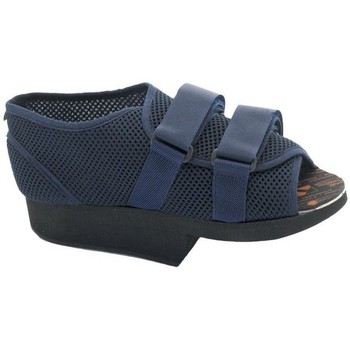 Shoes Slippers Calzamedi postoperative shoe BLUE