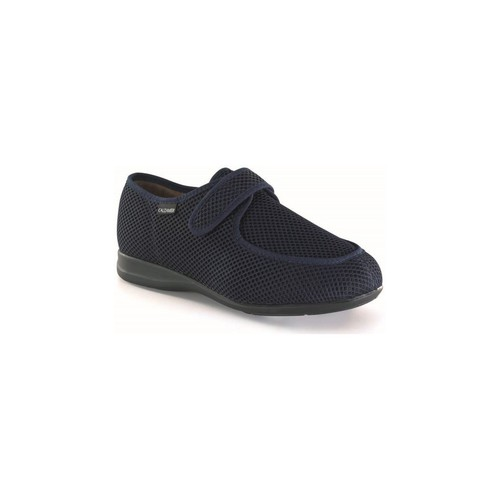 Shoes Slippers Calzamedi domestic and postoperative BLUE