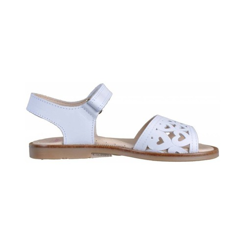 Shoes Girl Sandals Pablosky OLIMPO MARY WHITE