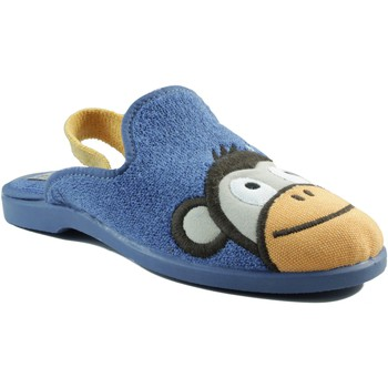 Shoes Children Slippers Vulladi domestic rubber boy BLUE