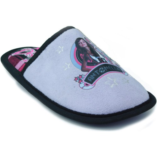 Shoes Children Slippers Patito Feo UGLY DUCKLING domestic shoe PURPLE