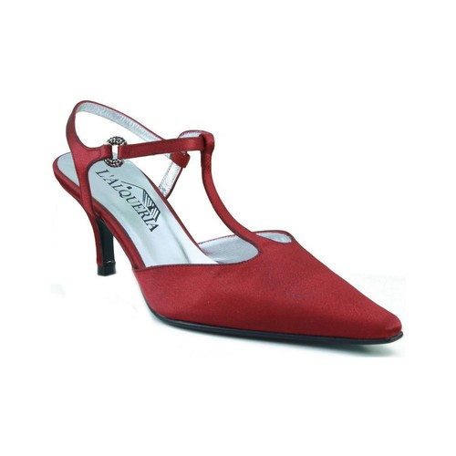Shoes Women Heels Kroc LAlqueria Oporto RED