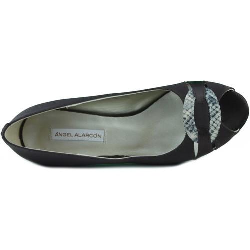 Shoes Women Heels Angel Alarcon ANG ALARCON OPORTO BROWN