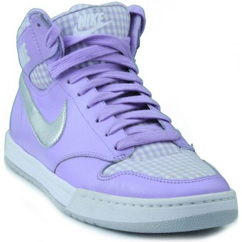 Shoes Girl Hi top trainers Nike AIR ROYALTY PINK