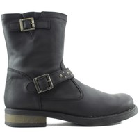 Shoes Women Mid boots Acebo's casual short boot BLACK