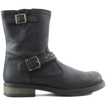 Shoes Women Mid boots Acebo's short boot BLACK