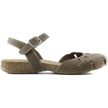 Shoes Women Sandals Interbios W SANDAL BROWN