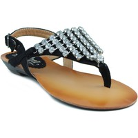 Shoes Women Sandals MTNG MUSTANG CAMINHA BLACK