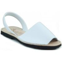Shoes Mules Arantxa Menorca skin WHITE