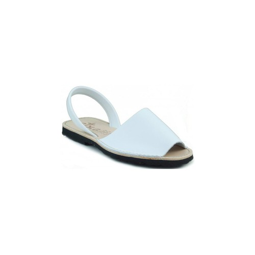 Shoes Mules Arantxa Menorca skin WHITE
