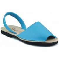 Shoes Mules Arantxa Menorca skin LIGHT BLUE