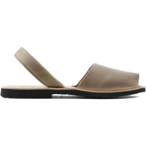 Shoes Mules Arantxa Menorca skin LEATHER