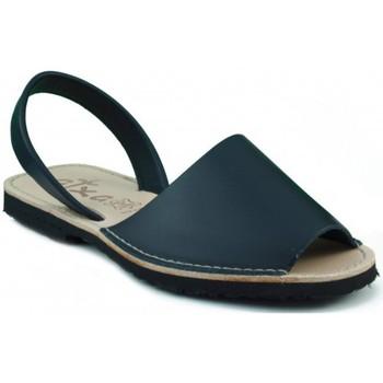 Shoes Mules Arantxa Menorca skin MARINE