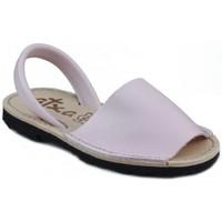 Shoes Mules Arantxa Menorca skin PINK