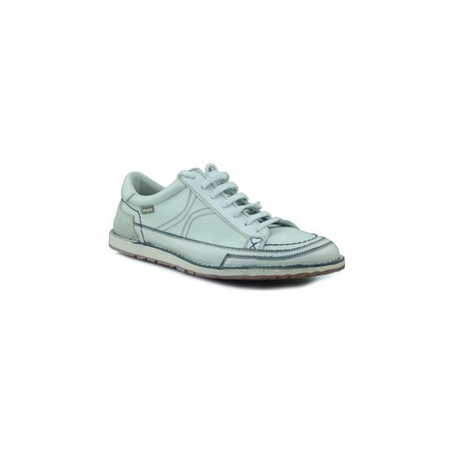 Shoes Men Low top trainers CallagHan SPRINGER WHITE