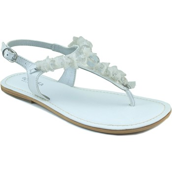 Shoes Girl Sandals Oca Loca OCA LOCA ESCLAVA WHITE