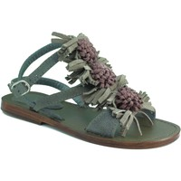 Shoes Girl Sandals Oca Loca OCA LOCA summer sandal girl BROWN