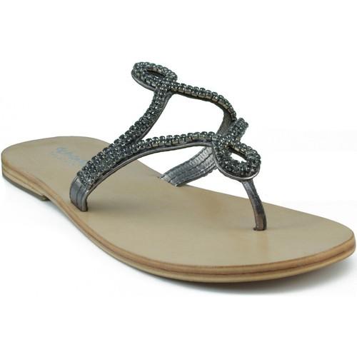 Shoes Women Sandals Oca Loca OCA LOCA STRASS GREY