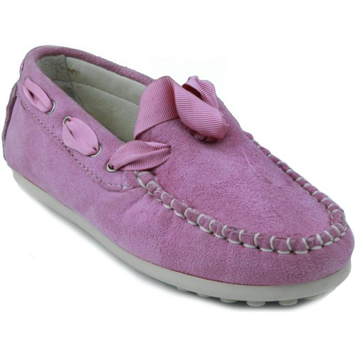 Shoes Girl Loafers Oca Loca OCA LOCA MOCASIN PINK