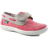 Shoes Boy Boat shoes Gorila CANVAS MIAMI RED