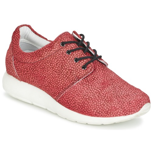 Shoes Women Low top trainers Maruti WING Red