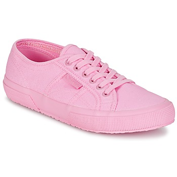 Shoes Women Low top trainers Superga 2750 COTU CLASSIC Total / PINK