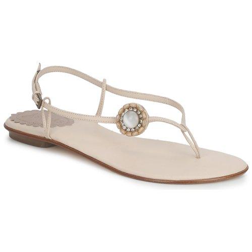 Shoes Women Sandals Slinks Katie Rose & Mowana Moon DRESS / BLUE / White