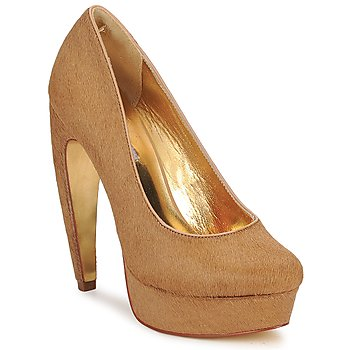 Shoes Women Heels Ted Baker SHENON Tan