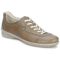 Shoes Women Derby Shoes Ecco HILL LIGHT LACE Beige