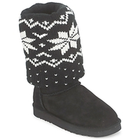 Shoes Women Ankle boots Love From Australia COZIE  black / White
