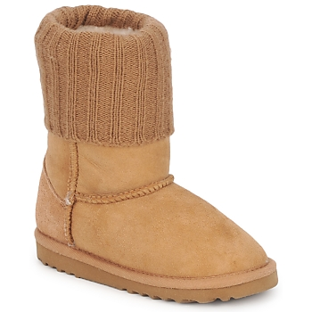 Shoes Children Mid boots Love From Australia BABY COZI Caramel