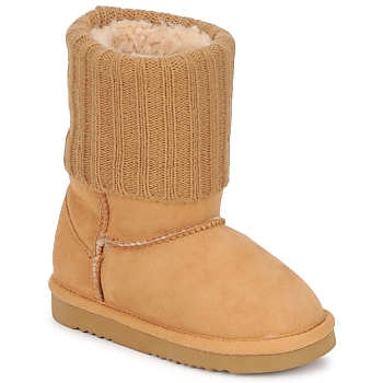 Shoes Children Mid boots Love From Australia KIDS COZ Caramel