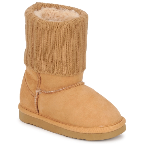 Shoes Children Ankle boots Love From Australia KIDS COZ Caramel