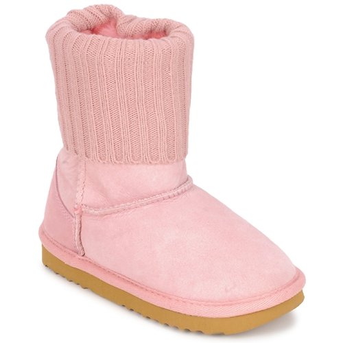 Shoes Children Ankle boots Love From Australia KIDS COZI PINK