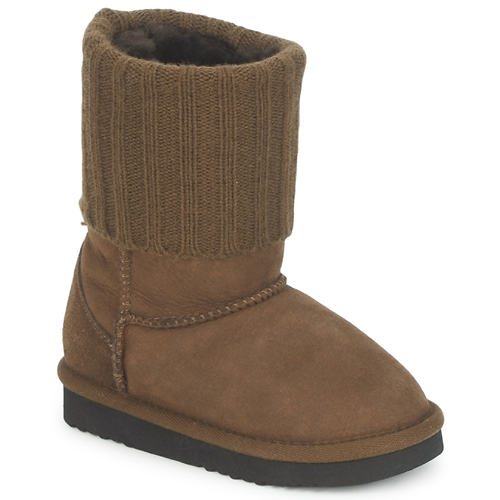Shoes Children Mid boots Love From Australia BABY COZI Chocolate