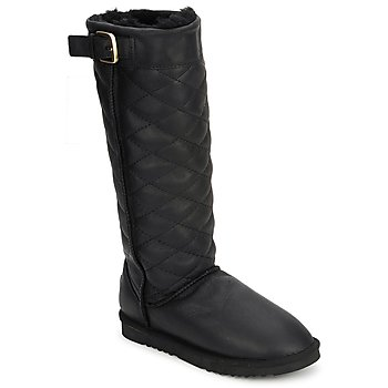 Shoes Women High boots Love From Australia HUNTER NAPPA  black / Nappa