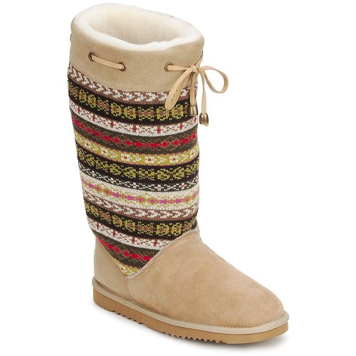 Shoes Women High boots Love From Australia NAVAJO Sand