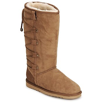Shoes Women High boots Love From Australia NORDIC Caramel