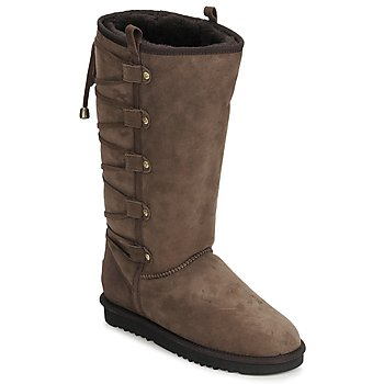 Shoes Women High boots Love From Australia NORDIC CHOCOLATE
