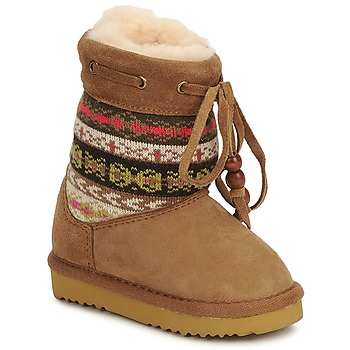 Shoes Children Ankle boots Love From Australia KIDS NAVAJO CARAMEL