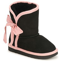 Shoes Children Ankle boots Love From Australia KIDS CUPID  black / Pink