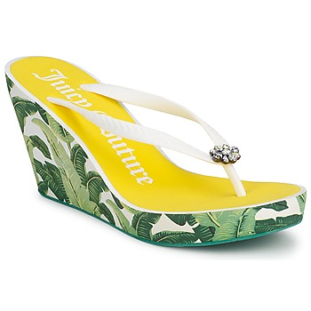 Shoes Women Sandals Juicy Couture BRIDGET WHITE