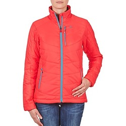 Clothing Women Duffel coats Salomon Jacket INSULATED JACKET W PAPAYA-B Pink