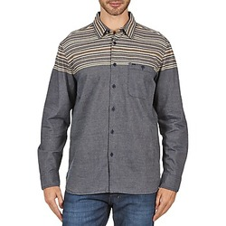 Clothing Men Long-sleeved shirts Element LENOX Grey