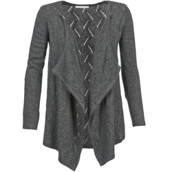 Clothing Women Jackets / Cardigans Betty London DINNA Grey