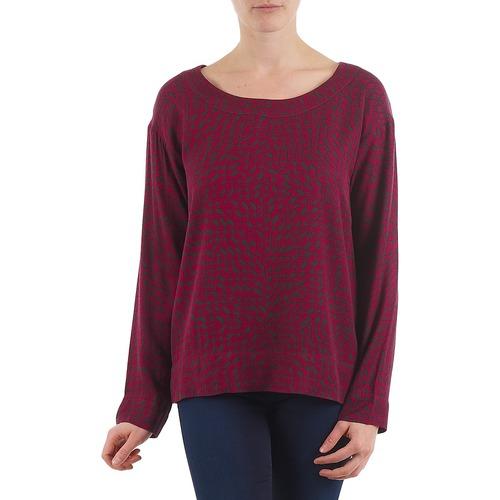 Clothing Women Tops / Blouses Bensimon LINDSAY Prune