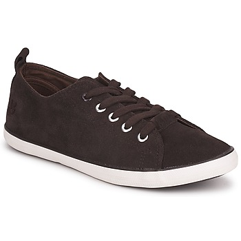 Shoes Women Low top trainers Banana Moon CHERILL Brown