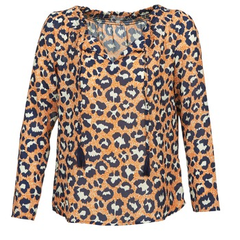 Clothing Women Tops / Blouses Betty London DIDO Orange