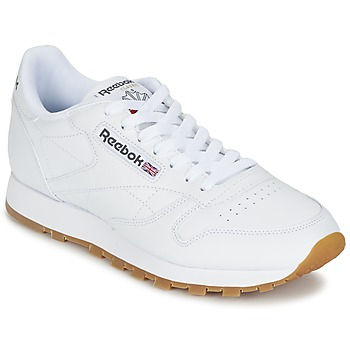 Shoes Low top trainers Reebok Classic CLASSIC LEATHER White